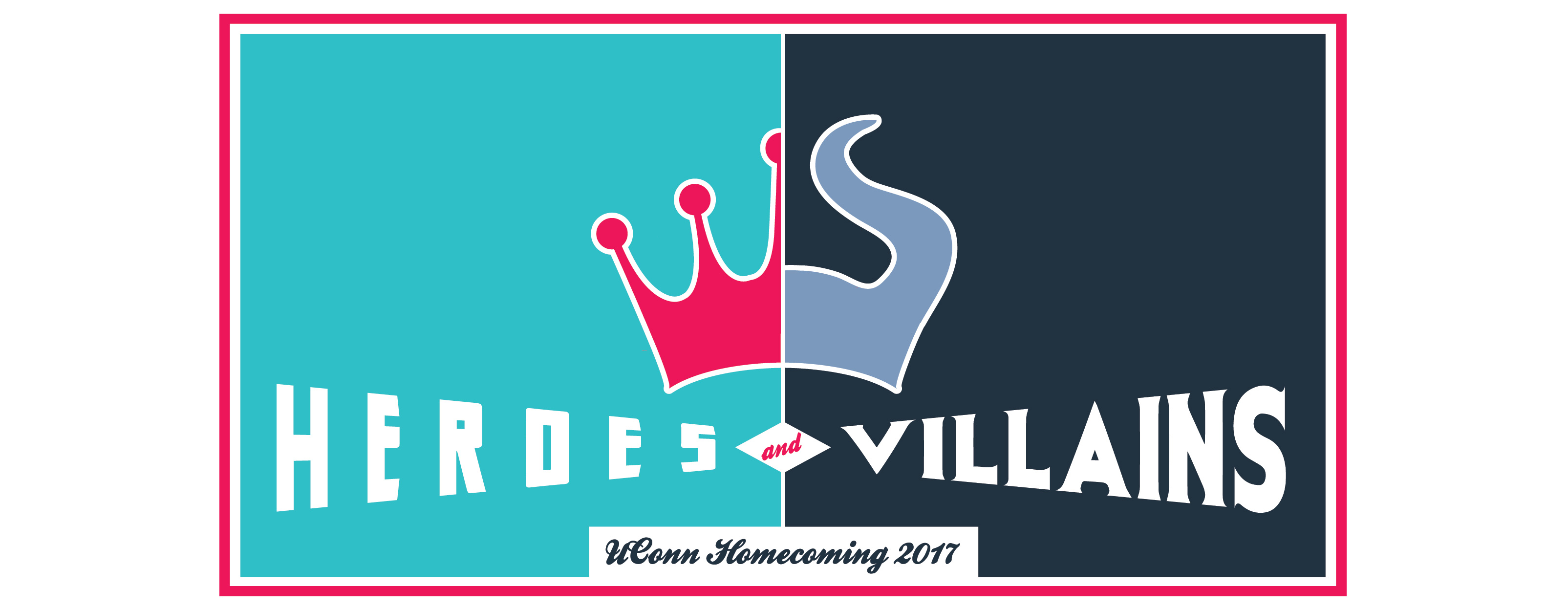 Homecoming, Student Activities, Heroes, Villains, Theme